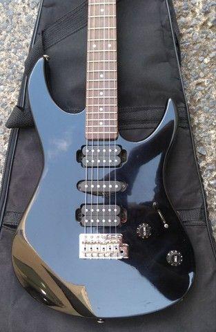 Yamaha RGX Anos 90, instrumento que não precisa de apresentações.