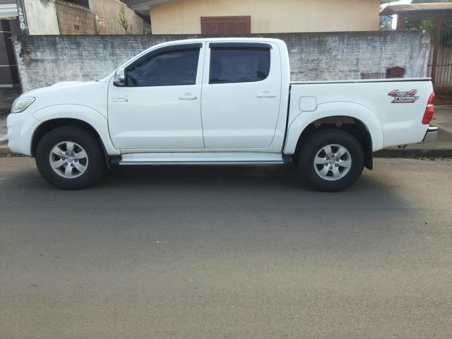 TOYOTA HILUX CD 4X4 TOP
