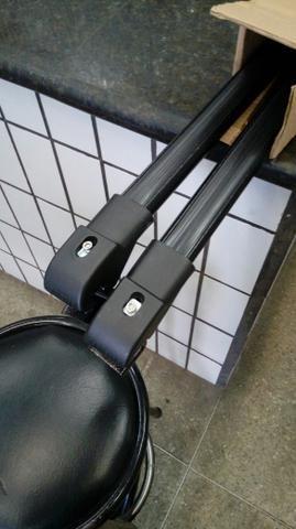 Rack Travessa de teto para veiculos - Foto 4