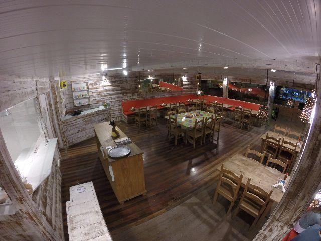 Restaurante na Lagoa da Conceição em Florianópolis