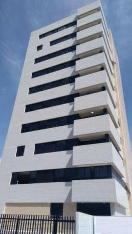 Apartamento no Bessa Localizado Perto do Bessa Shopping. Cdg2242