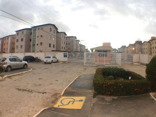 Vendo ou troco apartamento no Cond. Solar dos Ventos, bairro Inácio Barbosa