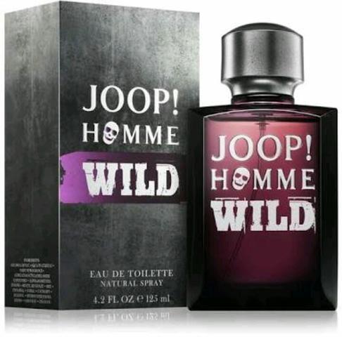 Perfume Joop Wild masculino e feminino