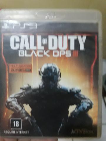 Call of dut black ops 3 ps3
