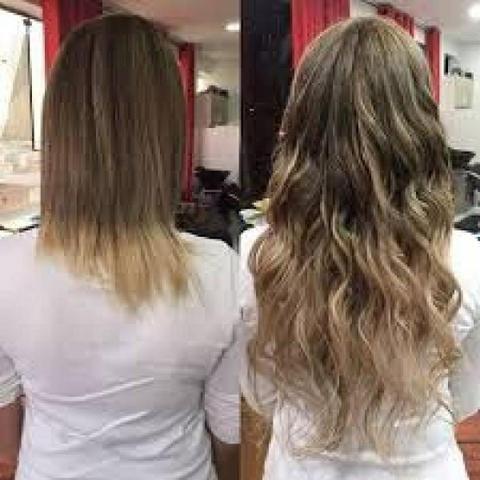 Apliques Ombrê Hair