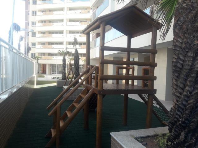 Apartamento Luxo 117,35m² Vista Mar Permanente no Dunas - Foto 18