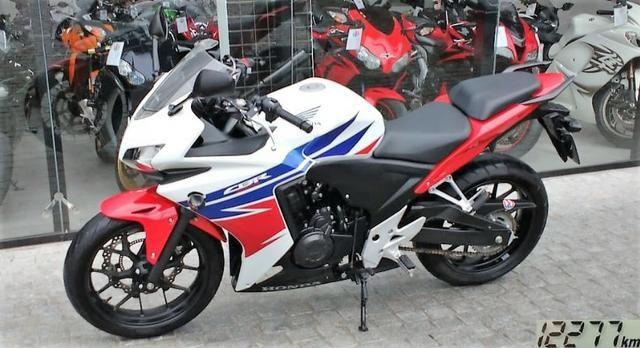 Honda CBR 500 R - Foto 2