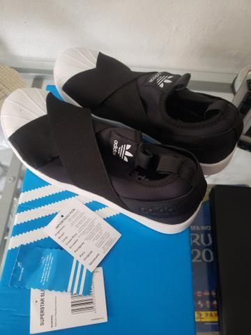 d9c532fa456 Tênis Adidas Slip on - Roupas e calçados - Marajó