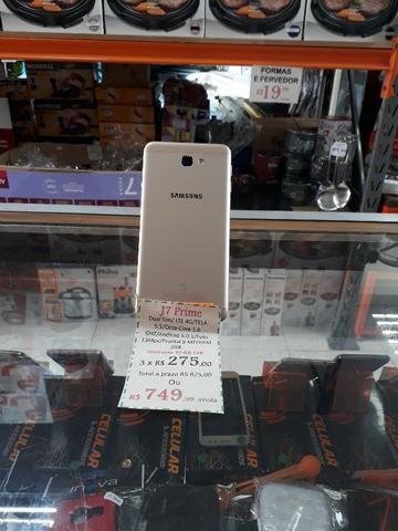 7fc497086 Smartphone Samsung Galaxy J7 Prime 32GB Exp. Dual Chip Tela 5.5 Android 8.0   Promoção