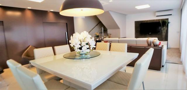 Apartamento Duplex 4 Suítes, 242 m² c/ armários na 404 Sul - Letoile Du Parc - Foto 17