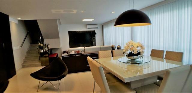 Apartamento Duplex 4 Suítes, 242 m² c/ armários na 404 Sul - Letoile Du Parc - Foto 13