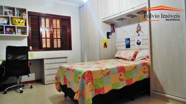 Linda casa, fino acabamento, porcelanato, laje, 04 quartos Colônia Agrícola Samambaia - Foto 10