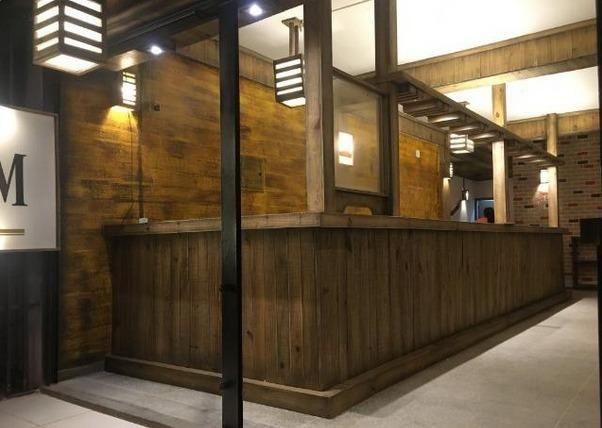 Balcão para Bares, Restaurantes e Lojas - Madeira - Foto 6