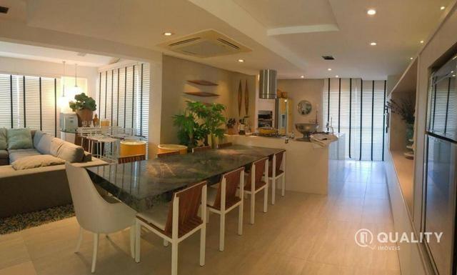 Apartamento duplex com 4 quartos à venda, 151 m² por R$ 2.000.000 Porto das Dunas - Aquira - Foto 2