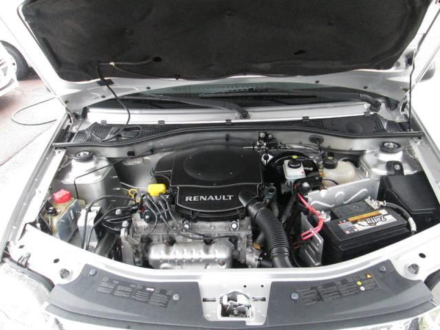 Renault Logan Expression 1.6 2012 Flex - Foto 11