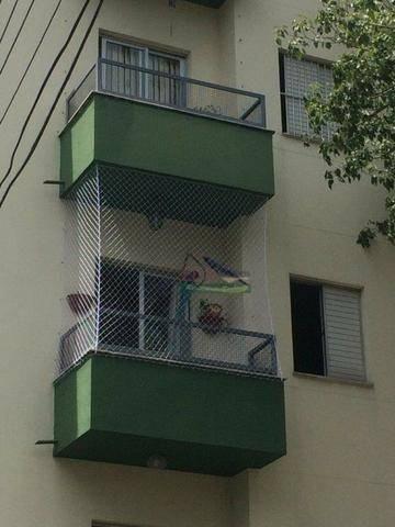Apartamento com 3 dormitórios à venda, 70 m² por r$ 245.000 - jardim das indústrias - são  - Foto 2