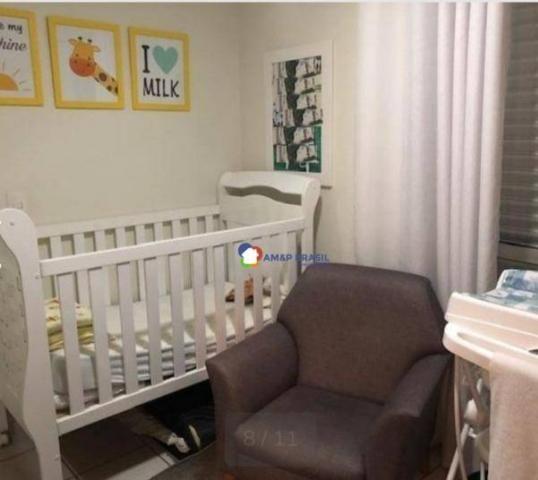 Apartamento com 3 dormitórios à venda, 125 m² por r$ 443.000 - setor bueno - goiânia/go - Foto 3