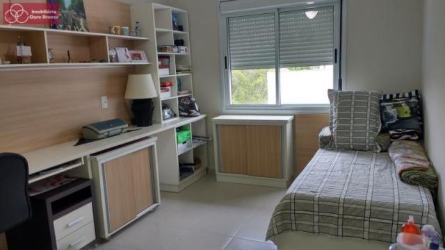 Apartamento à venda com 3 dormitórios em Ingleses do rio vermelho, Florianopolis cod:2400 - Foto 10