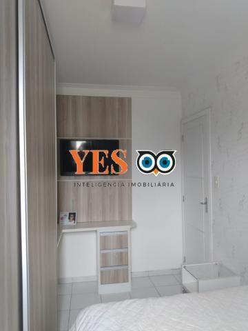 Apartamento residencial para venda, feira de santana, 2 dormitórios, 1 sala, 1 vaga. - Foto 4