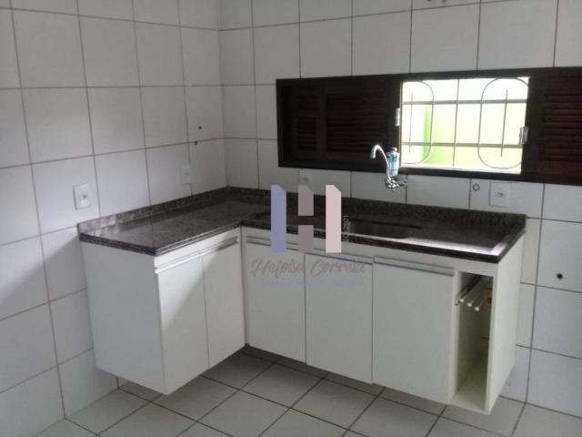 Casa com 3 dormitórios para alugar por r$ 1.800,00/mês - nova parnamirim - parnamirim/rn - Foto 5