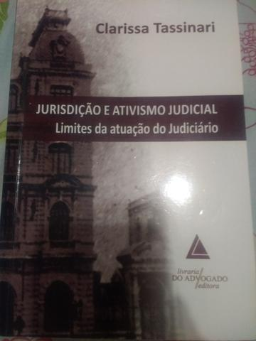 Jurisdição e ativismo judicial limites da atuação do judiciário
