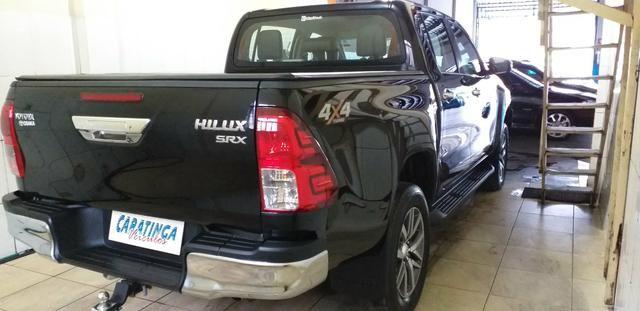 Hilux srx 2016 completo e automática - Foto 10