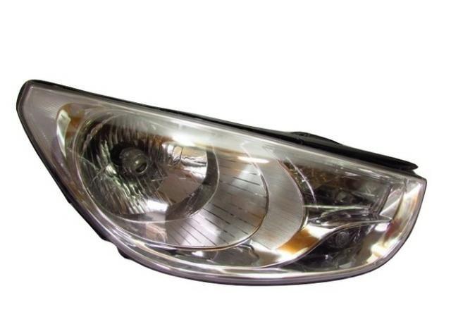 Farol Cromado Hyundai Ix35 2009 2010 a 13 2014 2015 Direito