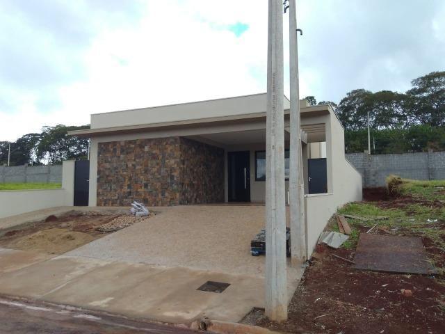 Casa Cond. Terras Sta Martha 142 M2, 3 Suítes, 4 Vagas - Bonfim Paulista - Foto 3