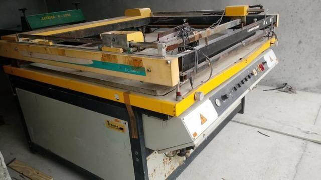 Impressora Serigrafica IMAH 1200x1400 - Foto 2