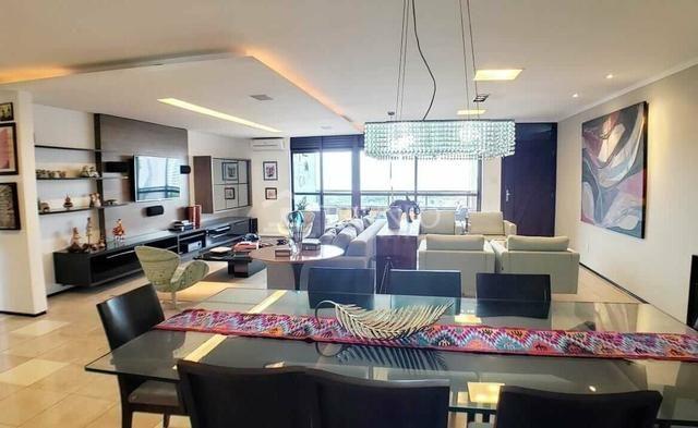 GM - Apartamento com fino acabamento/ 4 suítes/ 3 vagas - Foto 4