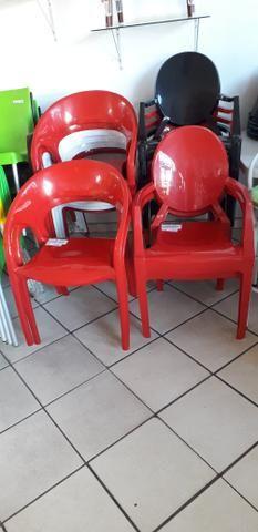 Cadeiras com um melhor acabamento em Promoção - Foto 3