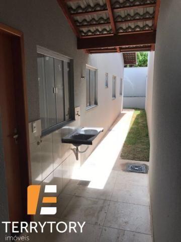 Casa à venda com 3 dormitórios em Viviam parque 2a etapa, Anápolis cod:CA00163 - Foto 7
