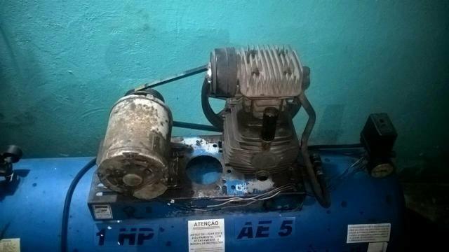 Compressor otimo estado