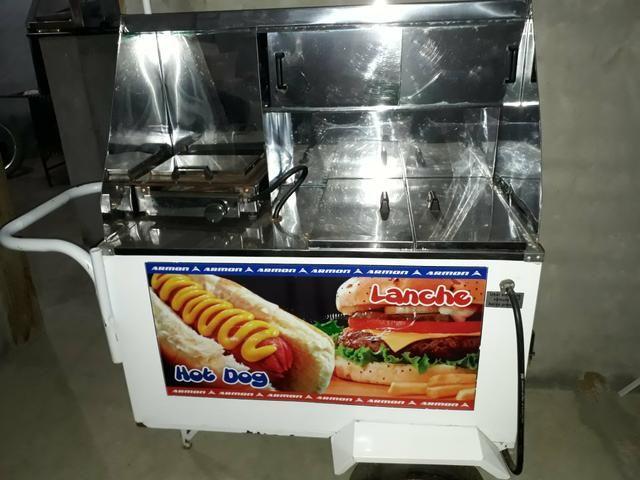 Carrinho de hot dog - Foto 3