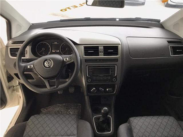Volkswagen Fox 1.0 mpi trendline 12v flex 4p manual - Foto 8
