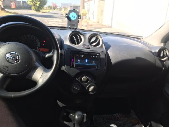 Nissan March 1.0S ótimo estado,analiso troca - Foto 5
