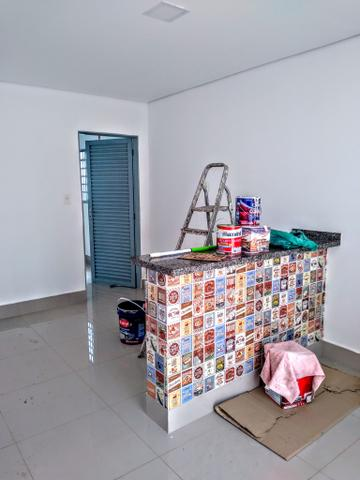 Kitnet locação ,toda no piso porcelanato, 700 reais - Foto 8