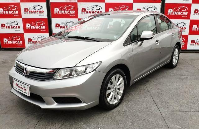 Honda civic lxs 2014 mecânico,o mais barato da olx - Foto 5