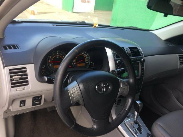 Corolla XEI 2.0 flex, segundo dono, carro para pessoas exigentes! - Foto 5
