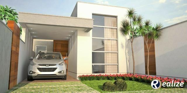 Casa nova - 02 Quartos - Santa Monica - Aceita Financiamento - Guarapari