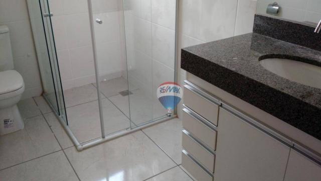 Apartamento com 3 dormitórios para alugar, 68 m² por r$ 1.500,00/mês - coração eucarístico - Foto 15