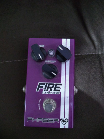 Pedal FIRE CS PHASER - Foto 2
