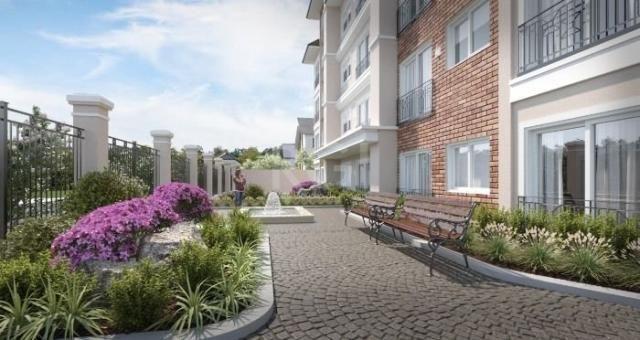Apartamento à venda com 1 dormitórios em Várzea grande, Gramado cod:EV4104 - Foto 2
