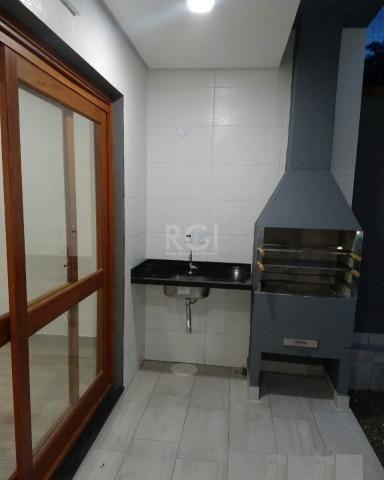 Casa à venda com 3 dormitórios em Guarujá, Porto alegre cod:BT9928 - Foto 5