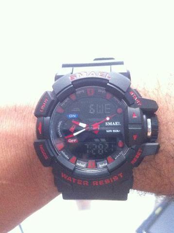 Relógio masculino smael - Foto 3
