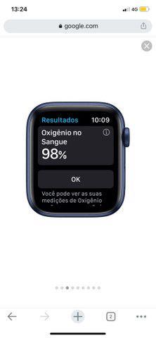 Apple Watch - Serie 6 - Azul - 44mm - Foto 3