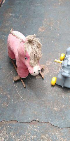 Cavalinho balanço - Foto 2