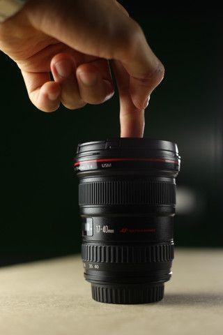 Lente Canon EF 17-40mm f/4L USM - Foto 2