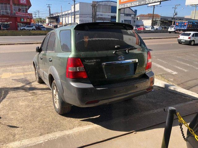 Sucata Sorento 2.5 Diesel - Foto 4