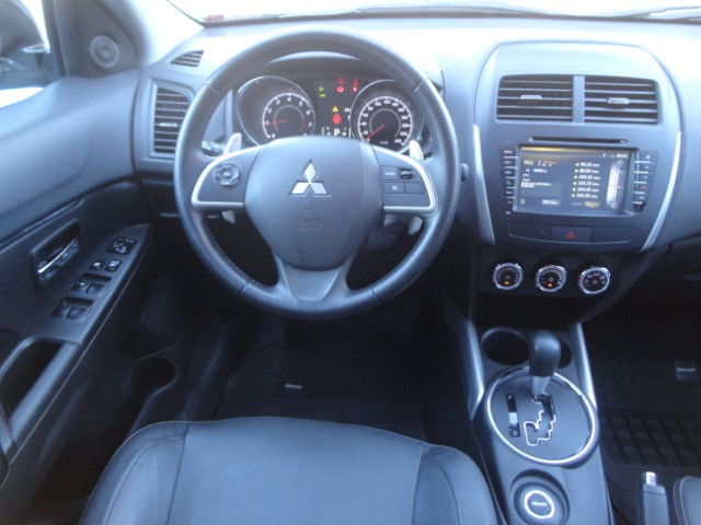 Mitsubishi ASX 2.0 AWD 4x4 Top+Teto Panoramico - Foto 7